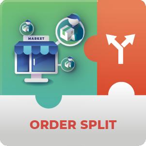 Order Split AddOn for Marketplace M1