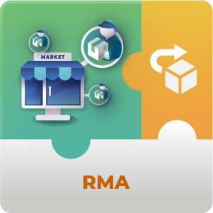 Marketplace RMA AddOn for Magento
