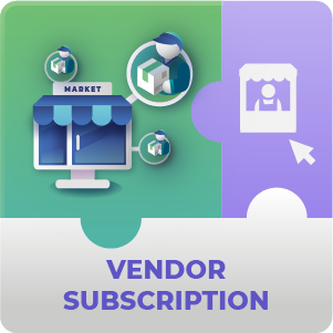 Marketplace Vendor Subscription Extension for Magento 2
