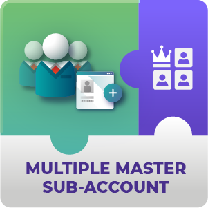 Multiple Master Sub-account Extension