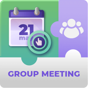 Booking Calendar Group Meetings Addon