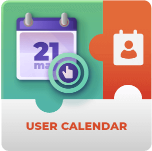 User Booking Calendar Addon for WordPress