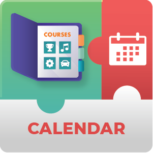 Course Catalog Calendar Addon for WordPress