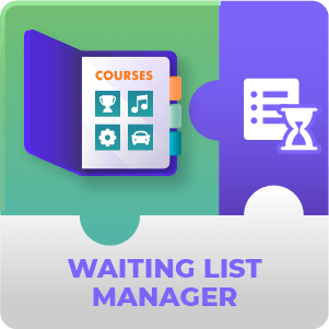 Course Catalog Waiting List Addon for WordPress
