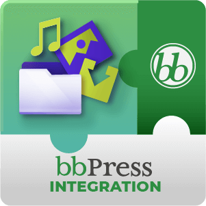 CM Downloads BBPress Integration AddOn for WordPress by CreativeMinds