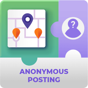 Location Anonymous Posting