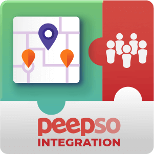 CM Locations Manager - PeepSo Addon for WordPress by CreativeMinds