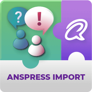 CM Answers Anspress Import