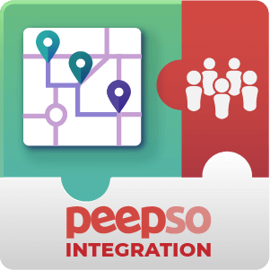 CM Maps Routes Manager PeepSo Integration Addon