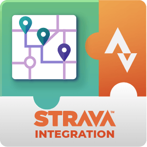 CM Maps Routes Manager Strava Integration Addon