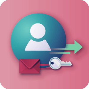 Registration and Invitation Codes icons - Expert Advice Solution - CreativeMinds