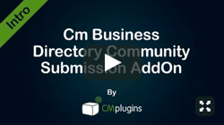 Business Directory Community Items Add-On for WordPress by CreativeMinds