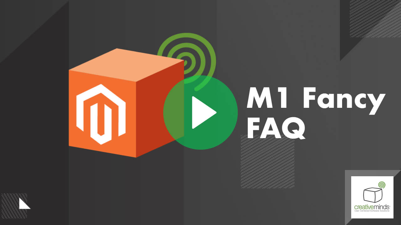 Fancy FAQ Extension for Magento® 1 by CreativeMinds video placeholder
