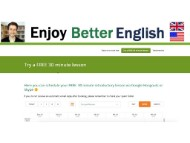 Enjoy Better English