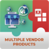 Marketplace Multiple Vendors Per Product Module for Magento 2 By CreativeMinds