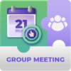 Booking Calendar Group Meeting Add-on for WordPress by CreativeMinds
