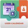 User Booking Calendar Addon for WordPress by CreativeMinds