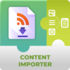 Content Importer Addon for WordPress by CreativeMinds