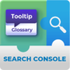 Tooltip Glossary Search Console Widget Add-On for WordPress by CreativeMinds
