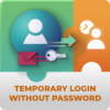 Registration Temporary Login without Password Add-on for WordPress