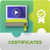 CM Video Lessons Manager Certificate Add-on for WordPress by CreativeMinds