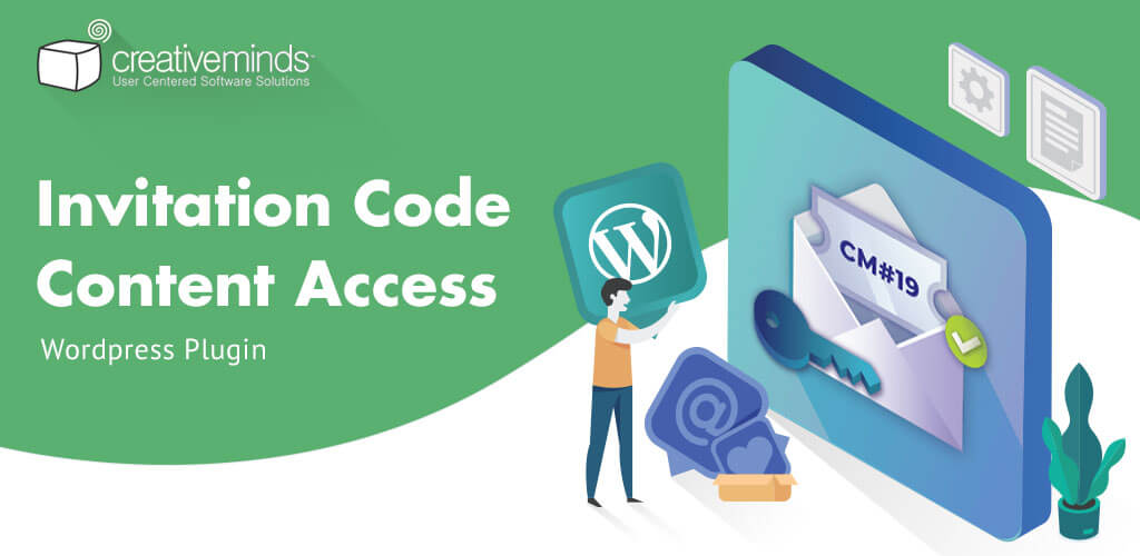 [Product Launch] Invitation Code Content Access Plugin for WordPress
