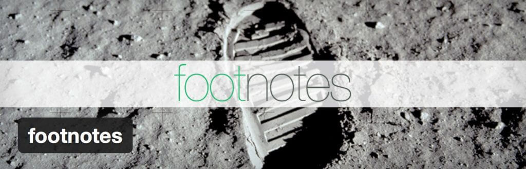 Footnotes - 5 Fantastic WordPress Footnotes Plugins