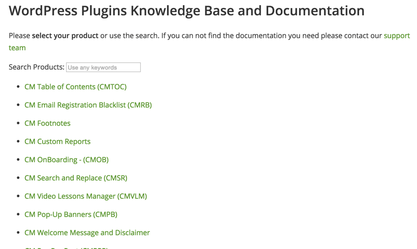 Helpscout Document Management Integration Wordpress Plugin
