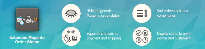 Advanced-Order-Status extension for Magento