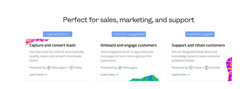 Intercom - Step Up The UX With These Top OnBoarding Plugins for WordPress