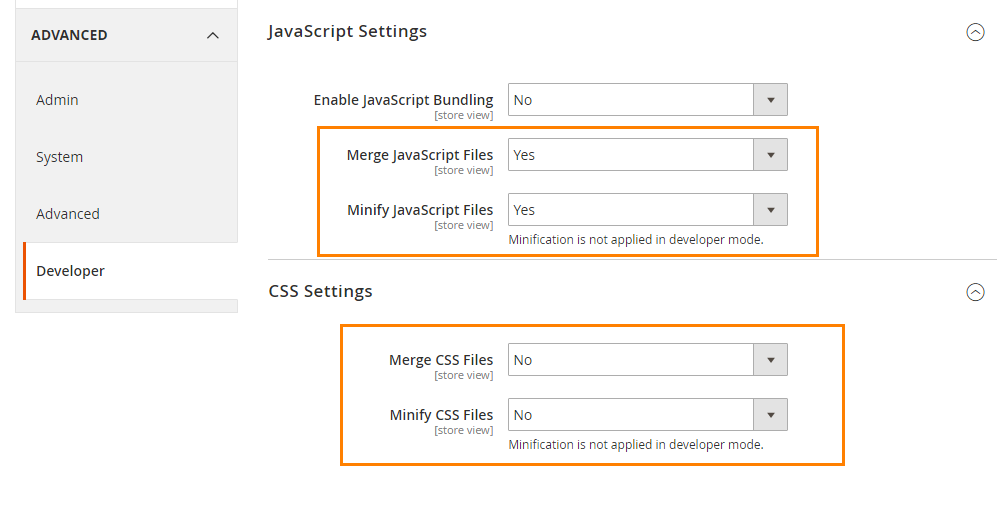 Minify CSS and JavaScript -6 Quick Tips to Make Your Mid Sized Magento Store More Efficient