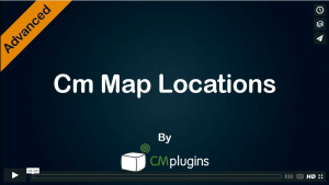 Map Location Manager Plugin for WordPress Tutorial