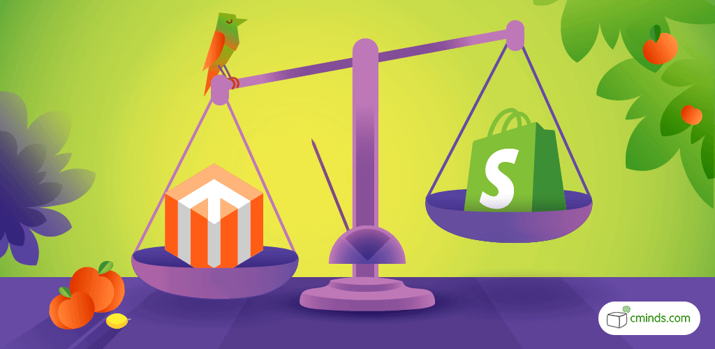 Magento 2 vs. Shopify: Which Should You Choose?