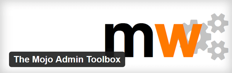 Mojo toolbox options - Top WordPress Admin Tools Plugins - 5 Outstanding Multi-Use Admin Toolbox and Management Plugins for WordPress