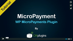 CM Micropayment Reports, Managing Wallets, Shortcodes and integration with EDD