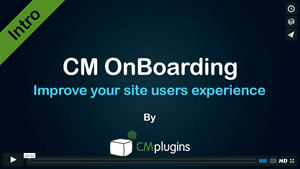 Introduction to the WordPress CM OnBoarding Plugin