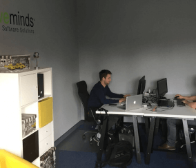 We Have Moved to a New and Bigger Office in Krakow!