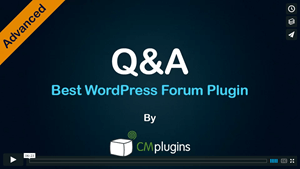 How to use the Advanced Features of the best Q&A WordPress plugin - Tutorial