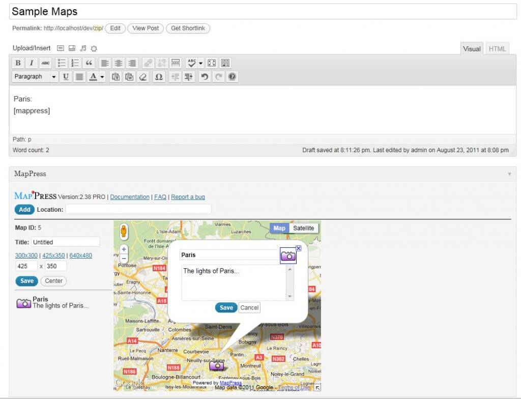 Top WordPress Plugins to Display Maps - A CreativeMinds blog