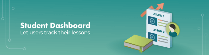 student-dashboard - Video Lesson Manager WordPress Plugin Slider