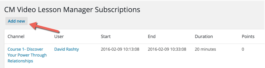 Subscription - CreativeMinds