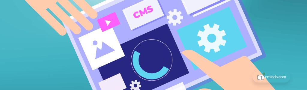 CMS Market Share Stats 2021: WordPress