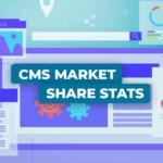 WordPress or Wix: CMS Market Share Stats 2021
