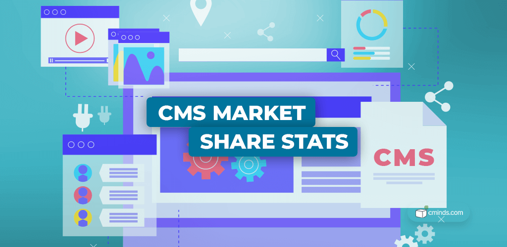 WordPress or Wix?   Market Share Stats 2021