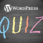 WordPress Trivia Quiz