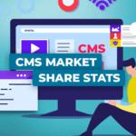 WordPress vs Drupal: Market Share Stats 2021