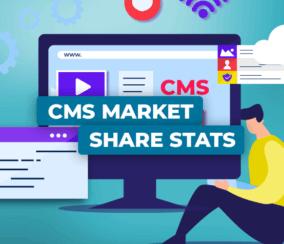 WordPress vs Drupal | CMS Market Share Statistics 2021