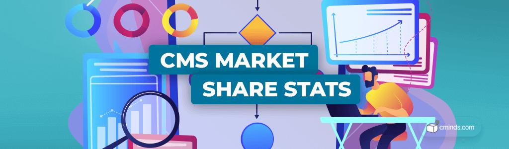 WordPress vs Joomla: CMS Market Share Stats 2021