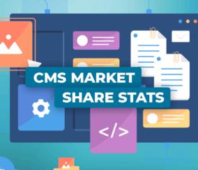 WordPress vs Squarespace | CMS Market Share Statistics 2021