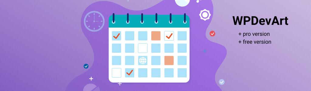 Booking Calendar by WPDevArt - 5 Best Calendar Booking Plugins for WordPress - Creative Minds blog